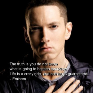 Eminem slim shady quotes sayings music rap positive nice