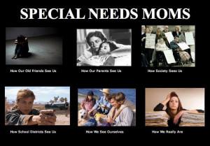 Special Needs Moms