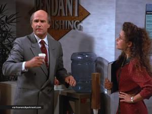 Mr. Lippman - Seinfeld Quotes & More