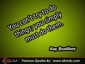 ... Most Famous #quotes By Christian #By Ray Bradbury #sayings #quotations