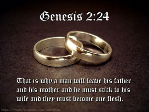 well as polygamy and biblically unwarranted divorce adultery and death ...