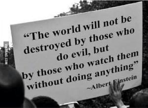 True evil | #society #quotes