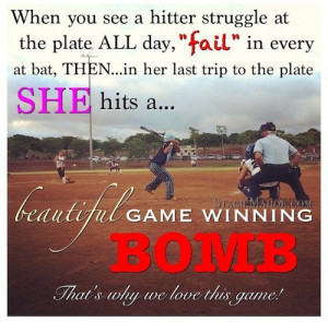 Fastpitch Softball Success Tips: Failure, Training, Patience, and ...