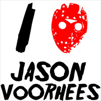 ... Quote T-Shirts > Friday the 13th Shirts > I Love Jason Voorhees Shirt