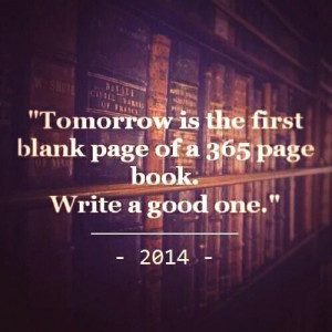 New Year's Eve quotes 2014