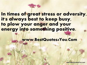Related Pictures stress quote quotes about stress