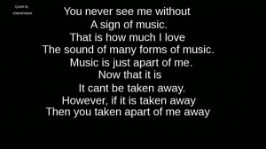 Self Quote (The Sound of Music) by xSilentRebelx