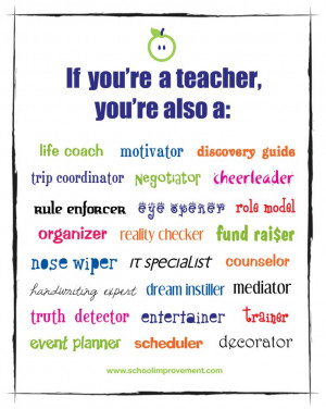 Week! We know that as teachers, you are playing important roles ...