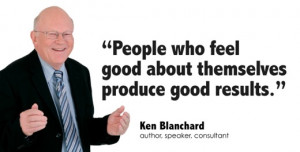 Ken Blanchard on Employee Productivity