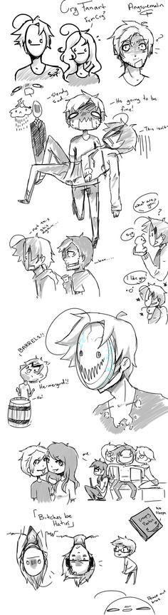 Moar Cry doodlez by ~Friendsofold on deviantART http://www.deviantart ...