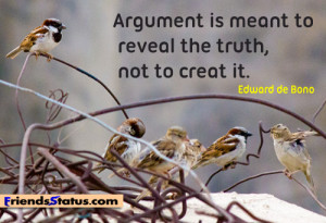 argument quotes pictures