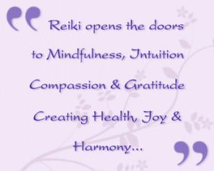 HEALTH BENEFITS OF REIKI HEALING TREATMENTS