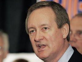 FILE** U.S. Sen. Mike Crapo, Idaho Republican, gives his victory ...