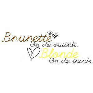 brunette quotes tumblr - Google Search