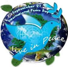 ... Peace Day on 21st September. History, Quotes & Slogans of World Peace