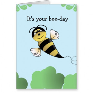 Cute Colorable Bumble Bee