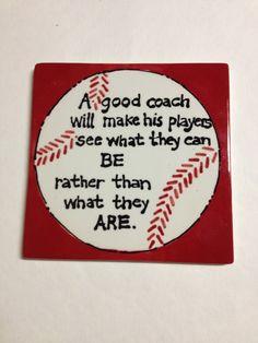 ... coach quotes, softball coach gifts, baseball coach quotes, coaches