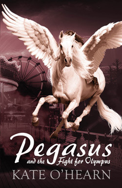 """Start by marking """"Pegasus and the Fight for Olympus (Pegasus, #2 ..."""