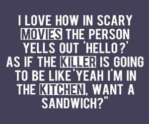 funny, haha, hello, joke, killer, love, movie, sandwich, silly, text
