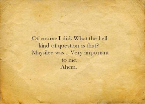 Haymitch Abernathy Quote:) - the-hunger-games Photo