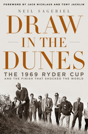 Win 'DRAW IN THE DUNES' Autographed by Jack Nicklaus