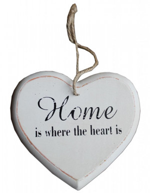 Where is home to you? Home is not necessarily the place where you live ...