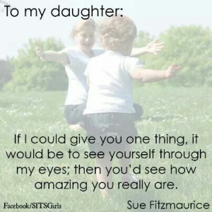 My daughters are beautiful!