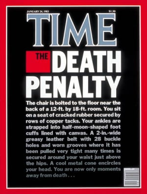Why is the death penalty good?