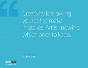 Scott Adams, cartoonist: L'Wren Scott, Scott Adam
