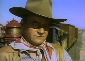 McLintock! - John Wayne as G.W. McLintock