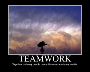 Team Spirit Quotes Once you have found your team,
