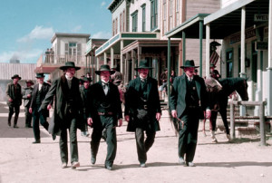Wyatt Earp (film) Wallpaper