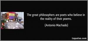 More Antonio Machado Quotes