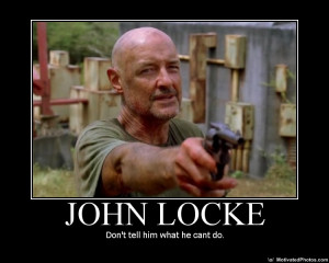 LOST - John Locke Episode