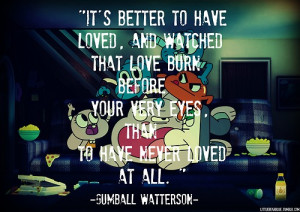 ... Gumball #Gumball Watterson #The Amazing World of Gumball #Quotes