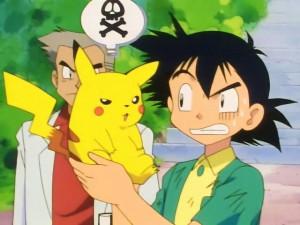 Storia dell'anime Pokémon
