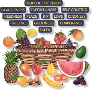 Of the fruit of the Holy Spirit, which fruit do you value most and why ...