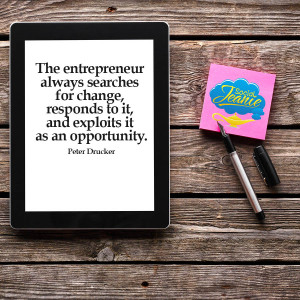 Business Opportunity Quotes Exploits the opportunity.