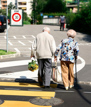 Old People In Love: A Warm & Fuzzy Photography Collection