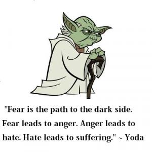 Daily Quote: Yoda Wisdom