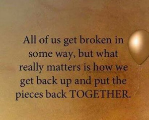 Home > Quotes > Quote on getting back together after breaking up in ...