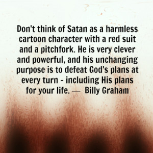 Bible Verses About Satan – Satan Is Real