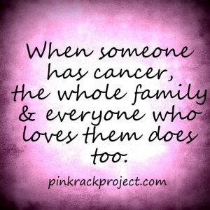 Cancer, Families Friendship, Cancer Quotes, Quotes On Cancer ...
