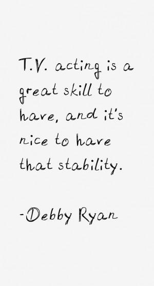 Debby Ryan Quotes & Sayings
