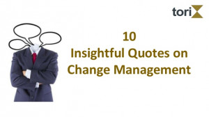 10 Insightful Quotes on Change Management