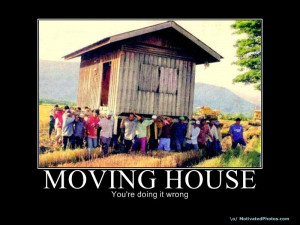 Funny Moving...