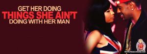 Big Sean Nicki Minaj Get Her Doing Things Cover