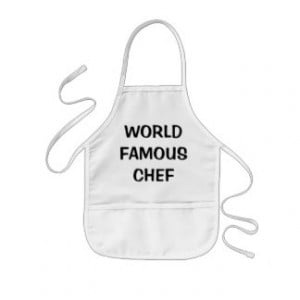 Famous Sayings Aprons