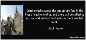More Basil Hume Quotes