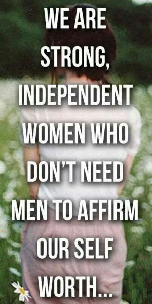 Independent Women